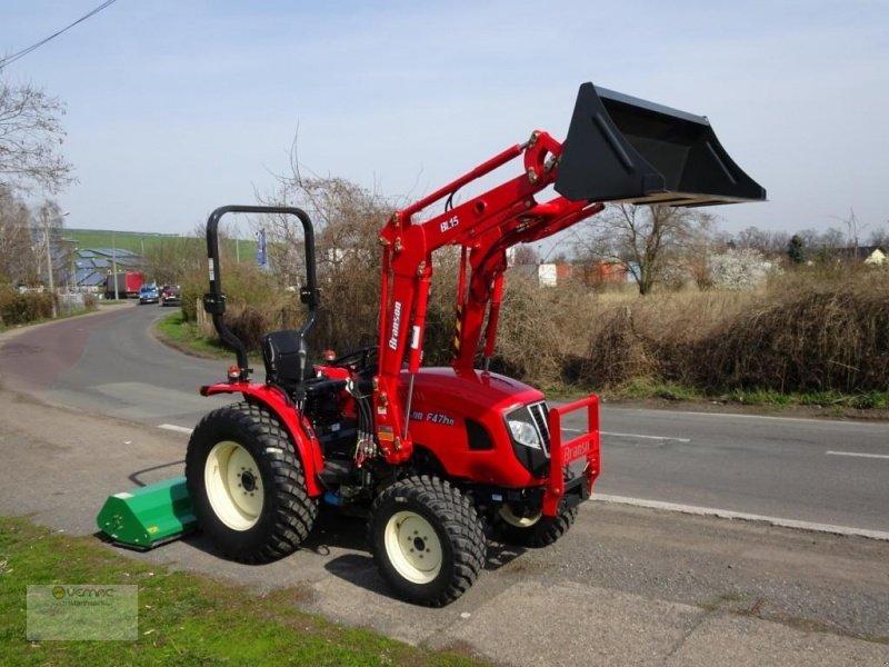 Branson f47hn 45ps hydrostat frontlader radlader traktor trecker neu
