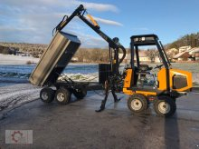 Kinetic 8x8 5,5m Kran Winde Kipper Erdbohrer Forwarder