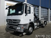 Sonstige Mercedes Benz Actros 2541 6x2 Euro 5 EEV Abrollcontainer