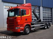 Scania R 400 6x2 Euro 5 Abrollcontainer