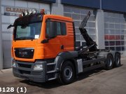 MAN TGS 26.400 6x2 Euro 5 Abrollcontainer