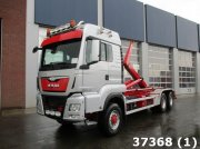 MAN TGS 33.480H 6x6 Euro 6 Abrollcontainer