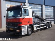 Sonstige Mercedes Benz Actros 2540 6x2 EPS 3 pedals Steel Abrollcontainer