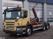 Scania P 380 6x4 Manual Full steel Abrollcontainer