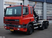 DAF FAT 75 6x4 Just 70.859 km! Abrollcontainer