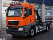 MAN TGS 26.480 Abrollcontainer