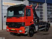 Sonstige Mercedes Benz Actros 1831 Intarder Steel EPS Abrollcontainer