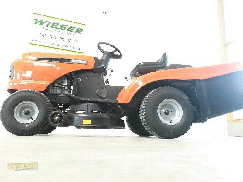 husqvarna cth 141 traktorek ogrodowy 83553. Black Bedroom Furniture Sets. Home Design Ideas