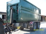 Kröger Agroliner THL 20 m. Container Abrollcontainer